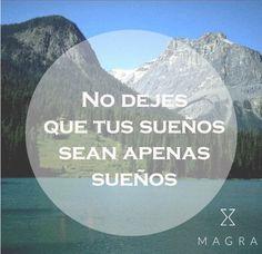 Tu sueño es posible! Aunque nadie acredite en eso, no necesitas que crean los demás, cree tú misma! :) #perderpeso #motivación
