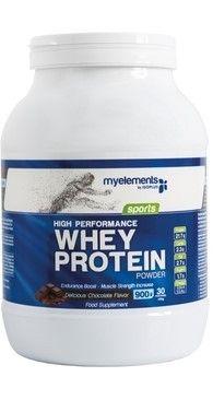 Whey Protein powder (chocolate) - 900g Whey Protein Powder, Coconut Oil, Vanilla, Chocolate, Food, Chocolates, Eten, Brown, Meals