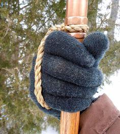 Multi-Function Walking Stick - Part 4 - Grip Strap