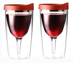 Vino 2 Go! It's like a sippy cup. For winos. Who enjoy drinking in public.