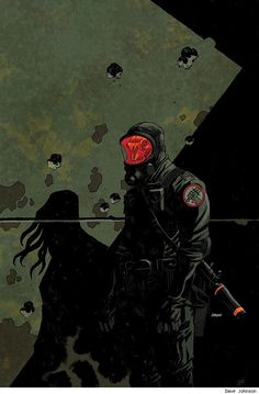 First Look: Laurence Campbell Joins Mike Mignola for 'B.P.R.D.: Wasteland' In 2013 - ComicsAlliance | Comic book culture, news, humor, commentary, and reviews