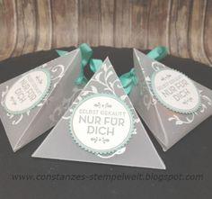 Constanzes Stempelwelt: Goodies für den  Hochzeitsworkshop