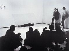 Chris Burden, Doomed, 1975