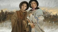 """As Sisters in Zion  """"I claim you as my sister even if I know you may not claim me as yours. I want us to join hands and learn to understand one another, to carry one another's burdens and to work together to build a sisterhood in Zion."""""""