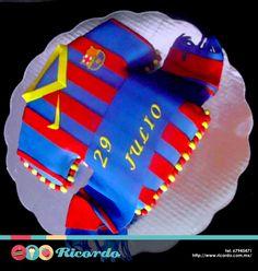 #MiercolesDeGaleria Deportes Tenemos el pastel ideal para los amantes de los deportes. #catalogoRICORDO #pastel #fondant #fondantcake #soccercake #futbol #cruzazul #Barcelona #football #baseball #NFL #gym #gymlovers www.ricordo.com.mx