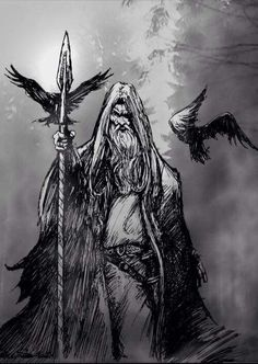 Odin has been referred to by more than 200 names in skaldic and Eddic traditions. This blog is...
