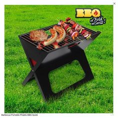 Jetable Barbecue/'s Instant Grill Charcoal jeter cuisiner en plein air Camping