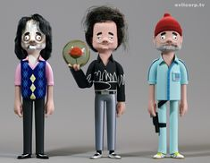 Bill Murray by Evil Corp