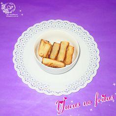 Healthy Recipes: YUCAS NO FRITAS: