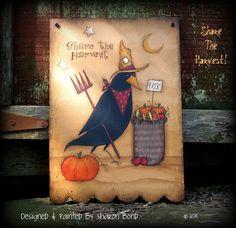 Halloween Canvas, Halloween Doodle, Halloween Quilts, Fall Halloween, Halloween Patterns, Halloween Crafts, Halloween Ideas, Fall Canvas Painting, Autumn Painting