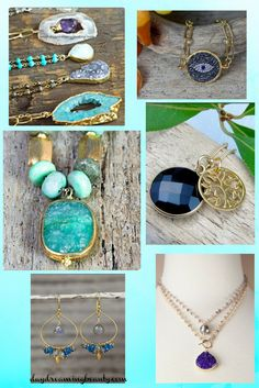 Enter to win a $50 e gift card to Alison Storry jewelry! via daydreaming beauty #AlisonStorry