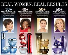 EVERYONE needs to be on a basic skin care regimen -- AVON has the BEST - ANEW products are #1 - Grow old gracefully with clean, healthy skin - this is the first and most important part of healthy skin - Cleanse, Day Cream w SPF to protect from the Sun and Night cream -- http://sbyers.avonrepresentative.com/ YOUNG ladies start this as young as possible when you are older you will reap the benefits of having taken care of your skin.