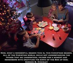Christmas. #Mormonad #LDS #Mormon   Mormonads   Pinterest ...