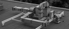 życie ludzi na betonowym statku on Behance