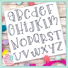 writing fonts free hand easy / writing fonts _ writing fonts free hand _ writing fonts calligraphy _ writing fonts alphabet _ writing fonts handwriting _ writing fonts for cricut _ writing fonts for cricut free _ writing fonts free hand easy Alphabet Cursif, Cool Fonts Alphabet, Handwriting Alphabet, Hand Lettering Alphabet, Embroidery Alphabet, Embroidery Fonts, Embroidery Designs, Hand Embroidery, Embroidery Boutique