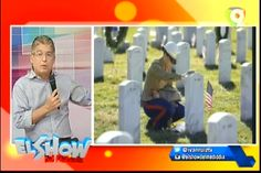 Comentarios Sobre El Memorial Day (Día De Los Veteranos) De Los Estados Unidos En El Show Del Mediodía