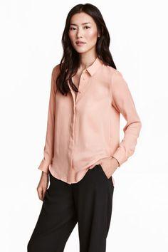 Bluzka z długim rękawem | H&M