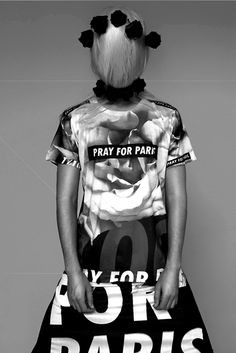 Pray for Paris is a unisex clothing line