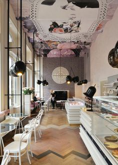 How divine is this cake shop?
