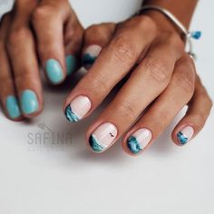 50 easy nail art designs for. There are so many different nail designs that you can even imagine. Rose Nail Art, Gel Nail Art, Nail Art Diy, Diy Nails, Cute Nails, Acrylic Nails, Sharpie Nail Art, Marble Nails, Pink Marble