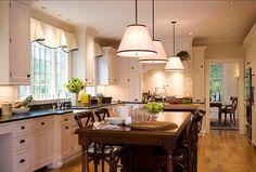Warrm #White #Kitchen #Warm #White #Kitchen