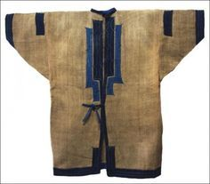 Картинки по запросу Lady Farmer's Jacket Indigo Cotton Kasuri with Boro Elements