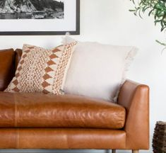 """McGee & Co. LISBETH PILLOW WITHOUT INSERT, 20"""" x 20"""" Pillow Inspiration, Rust Color, Your Space, Decorative Throw Pillows, Couch, Living Room, Bed, Interior, Furniture"""