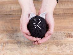 Tutoriel DIY: Crocheter un chat amigurumi pour débutants via DaWanda.com