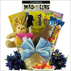 Easter fun gift baskets for girls traditional easter sweets children easter fun gift baskets for boys at gift baskets etc negle Image collections