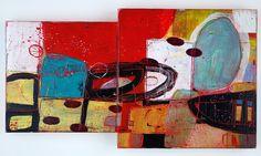 Barbara Gilhooly painting