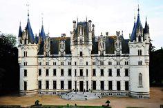 Chateau du Challain <3  Wedding Place  Anjou, France