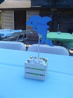 Etsy listing at https://www.etsy.com/listing/176122395/baby-shower-dolphin-theme
