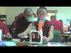 inquiry process in action Cardboard Automata - YouTube