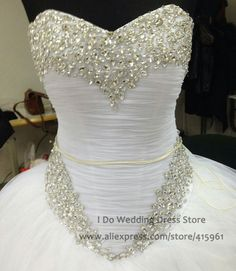 Arab White Wedding Dresses 2016 Pearls Off Shoulder Couture Bridal