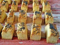Retrománia: vágott sós, az örök sláger - Mom With Five Bread Recipes, Pineapple, Bakery, Food And Drink, Yummy Food, Sweets, Meals, Cookies, Fruit