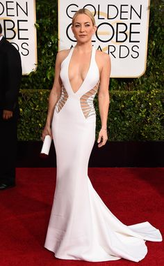 Kate Hudson BEST DRESSED 2015 Golden Globes