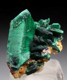 Malachite / Mineral Friends <3