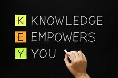 Photo about Hand writing Knowledge Empowers You with white chalk on blackboard. Image of development, knowledge, intellect - 29128177 Never Stop Learning, Self Publishing, Job Search, How To Know, Wise Words, Teaching, This Or That Questions, Capacity Building, Success