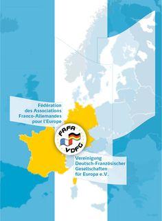 références \ referenzen rübimann design : FAFA / VDFG (Fédération des Associations Franco-Allemandes pour l'Europe / Vereinigung Deutsch-Französischer Gesellschaften e.V. pour l'Europe)