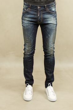 Dsquared jeans skinny  Dsquared denim  DSQUARED