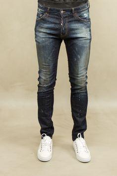 Dsquared jeans skinny  Dsquared denim  DSQUARED