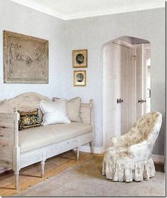 look up Jane Moore for more inspiration on how to do Gustavian