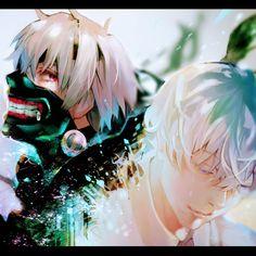 Kaneki Ken - Tokyo Ghoul:re #GG #anime