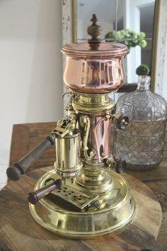 Vintage-Espresso-Coffee-machine-Brass-Copper-_57.jpg (1066×1600)