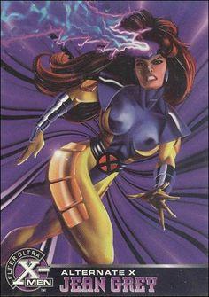 Jean Grey ('95 Alternate X)