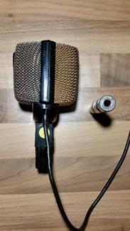 Vintage Echolette Top 12 Dynamisches Microfon in Nordrhein-Westfalen - Kamen | Musikinstrumente und Zubehör gebraucht kaufen | eBay Kleinanzeigen