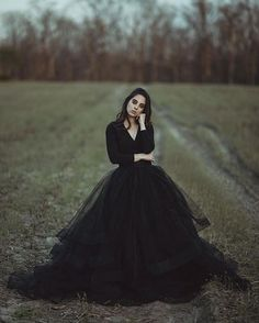 23 Dark Wedding Dresses For Brides Who Think White Is Trite ...