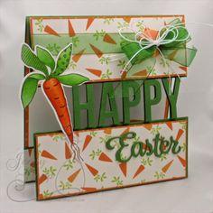 One Krafty Kat: Easter Carrots!