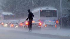 İstanbullular dikkat! Kar Trakya'dan giriş yaptı