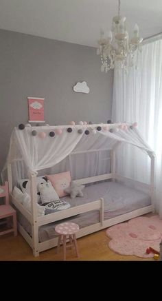 Emory big girl bed